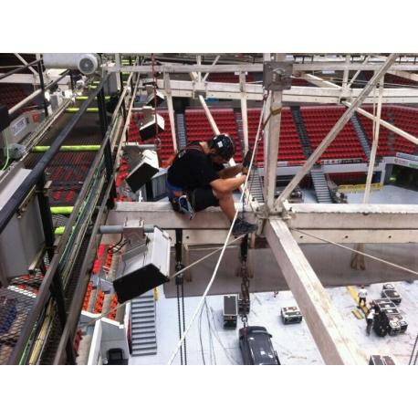Rigging, cálculo y sistemas de seguridad
