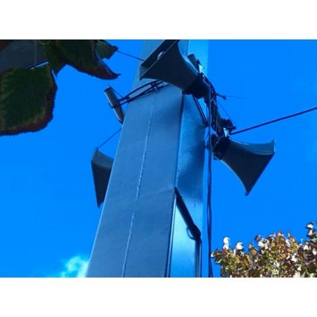 Alquiler e instalación de megafonía, bocinas, altavoces, para eventos deportivos, campañas políticas, actos religiosos, manifest