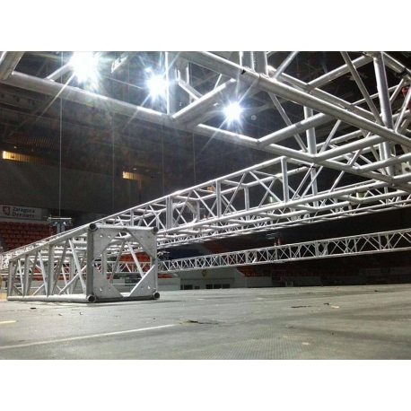 Super truss - Ground support