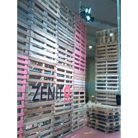 Instalación y diseño de espacios efímeros. Estructuras truss, andamios layher,  torres de elevación, telas escénicas, sistemas d