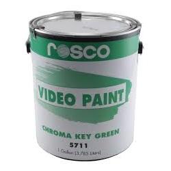 Pintura chroma verde rosco