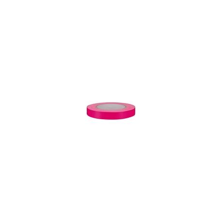 Cinta Adhesiva Fluorescente Rosa