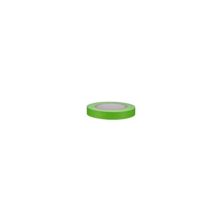 Cinta Adhesiva Fluorescente Verde