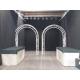 Alquiler, instalación y diseño con truss. Zaragoza.